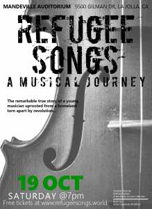 Refugee Songs:A Musical Journey